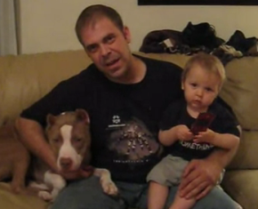 Pit Bull Saves a Baby's Life