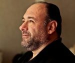 Actor James Gandolfini at the Regency Hotel in New York.