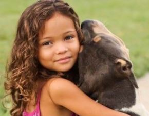 Kids and Pit Bulls!!  You've never seen suchlove!